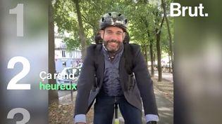 VIDEO. 6 raisons d'aller au travail à vélo (BRUT)