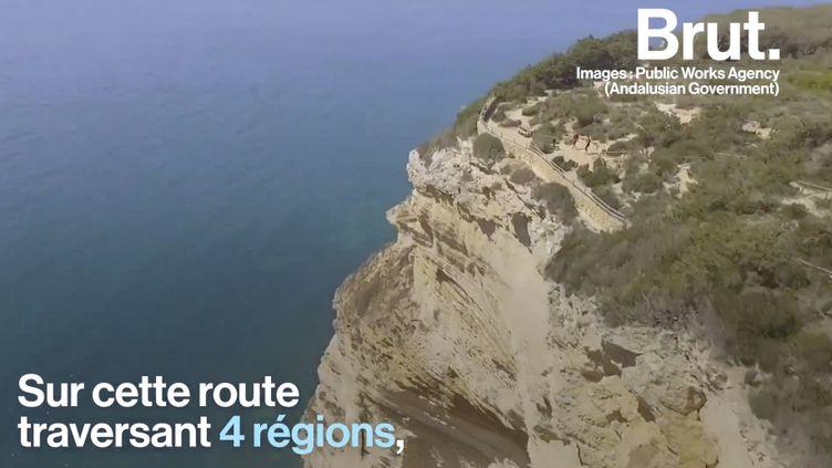 VIDEO. Trois façons originales de visiter l'Espagne loin des sites touristiques (BRUT)