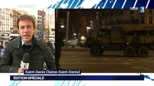 Assaut à Saint-Denis : aucune identité confirmée