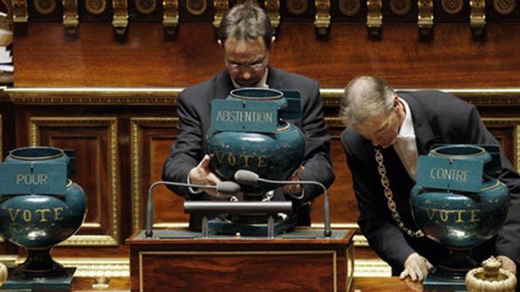 Le projet de budget 2011 est validé (AFP - JACQUES DEMARTHON)