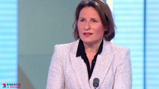 """Présidentielle 2022 : """"il faut une vision positive"""" selon la députée PS Valérie Rabault (France 3)"""