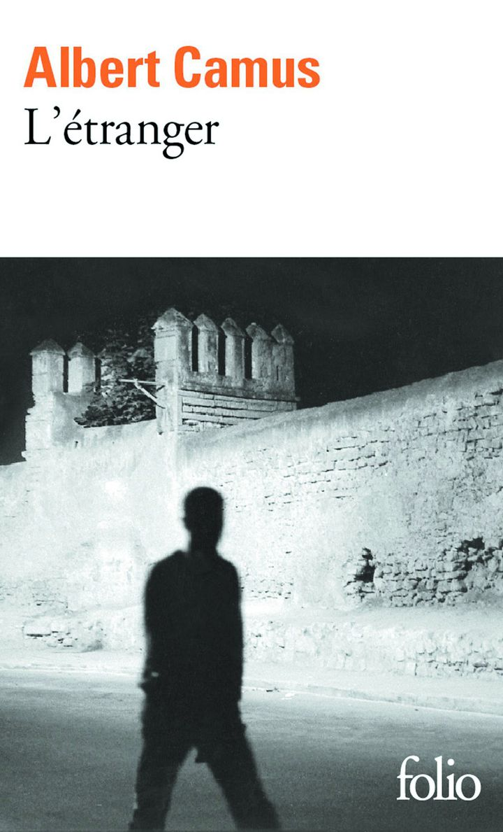 L'étranger de Camus, Editions Folio  (Editions Folio)