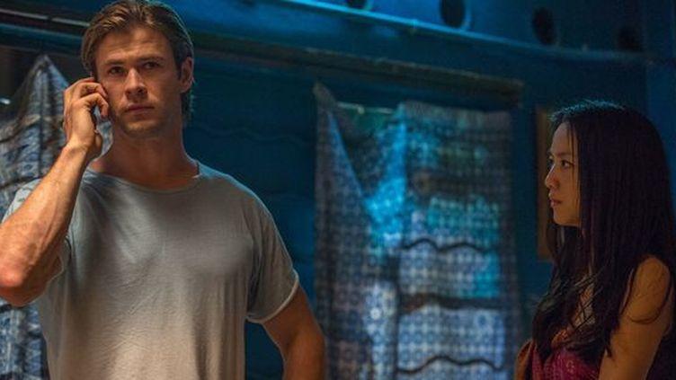 "Chris Hemsworth et Tang Wei dans ""Hacker"" de Michael Mann  (Universal Pictures )"