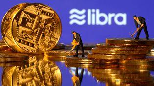 Le dirigeant de Facebook Mark Zuckerberg doit être auditionné par une commission parlementaire, mercredi 23 octobre 2019, pour évoquer son projet de cryptomonnaie baptisé Libra. (DADO RUVIC / REUTERS)