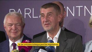 République tchèque : cité dans les Pandora Papers, le Premier ministre perd les élections législatives (FRANCEINFO)