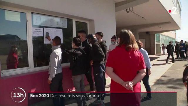 Baccalauréat 2020 : les premiers résultats dévoilés