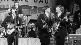 Les Beatles en concert le 24 juin 1966 à Munich  (Gerhard Rauchwetter / dpa / picture-alliance / MaxPPP)