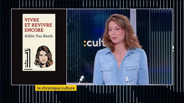 Livre : Adèle Van Reeth, chroniqueuse d'une philosophie en mouvement