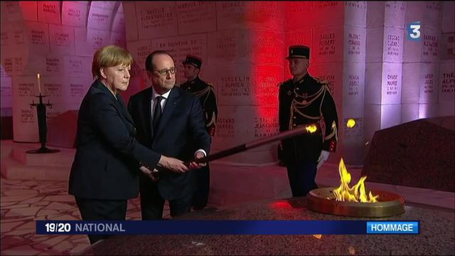 Verdun : une commémoration historique