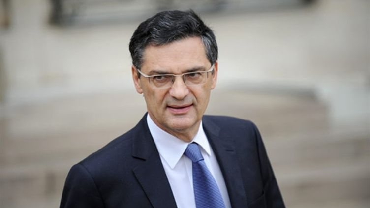 Patrick Devedjian, septembre 2010 (AFP - Lionel Bonaventure)