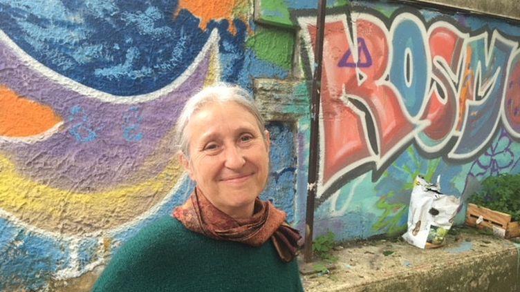 Chantal Raffanel est poursuivie pour avoir prétendu être la représentante légale d'un mineur isolé, afin de l'inscrire dans un lycée. (Marie-Audrey Lavaud / France Bleu Vaucluse)