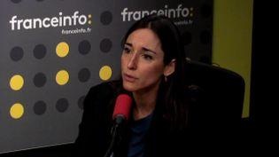 Brune Poirson, secrétaire d'État auprès du ministre d'État, ministre de la Transition écologique et solidaire. (FRANCEINFO / RADIOFRANCE)