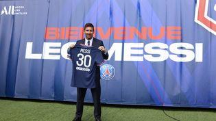 Le transfert de Lionel Messi à Paris a fait couler beaucoup d'encre mais il n'est pas le seul mouvement qui a rebattu les cartes en Ligue 1 cet été. (MEHDI TAAMALLAH / NURPHOTO)