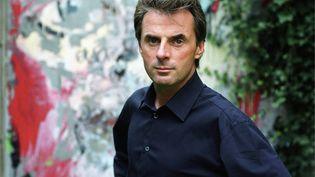 Jean-Christophe Grangé le 10 mars 2018 (ULF ANDERSEN / AURIMAGES / ULF ANDERSEN)