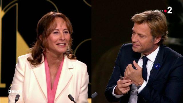 """VIDEO. Ségolène Royal : son combat pour la planète passe """"peut-être"""" par la présidence de la République"""