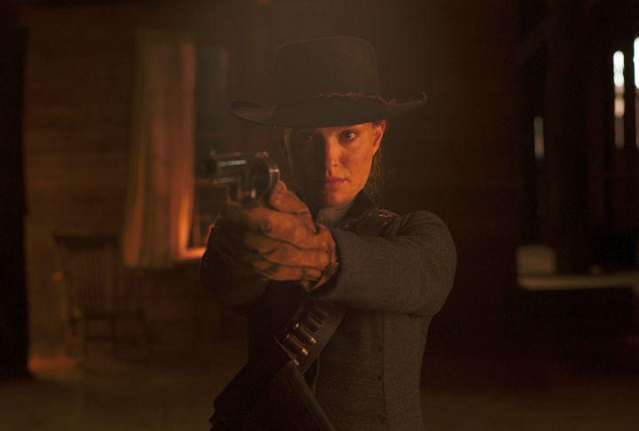 "Natalie Portman ""Jane Got a Gun""  (Mars Distribution)"