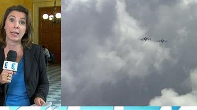 Syrie : François Hollande confirme que la France va mener des frappes aériennes