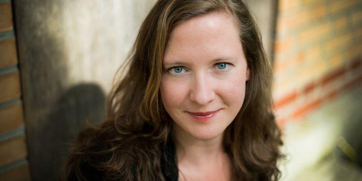 """Emmanuelle Favier, auteure de """"Le courage qu'il faut aux rivières"""" (Albin Michel)  (Astrid di Crollalanza)"""
