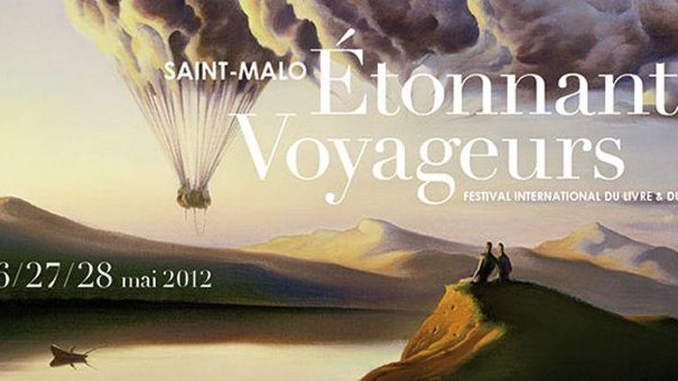"""23e Editions du Festival """"Etonnants Voyageurs""""  (DR)"""