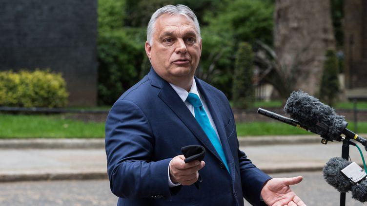 Après troismandats consécutifs, le Premier ministre hongrois Viktor Orban est à un an des prochaines élections qui promettent d'être plus serrées que les précédentes. (WIKTOR SZYMANOWICZ / NURPHOTO)