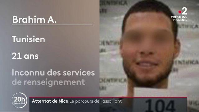 Attentat de Nice : l'identité du suspect peu à peu dévoilée