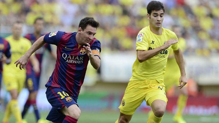 Lionel Messi (Barcelone)  (JOSEP LAGO / AFP)