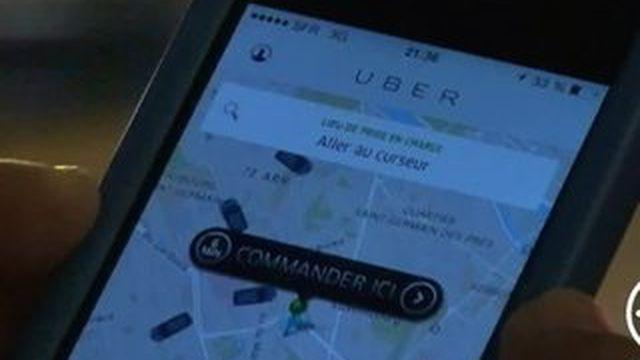 La tension monte entre chauffeurs de taxi et VTC