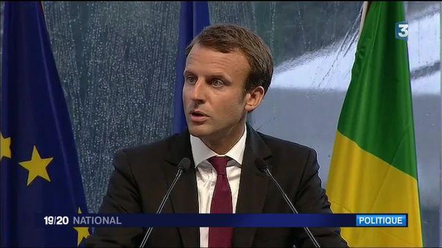 Emmanuel Macron impose sa différence