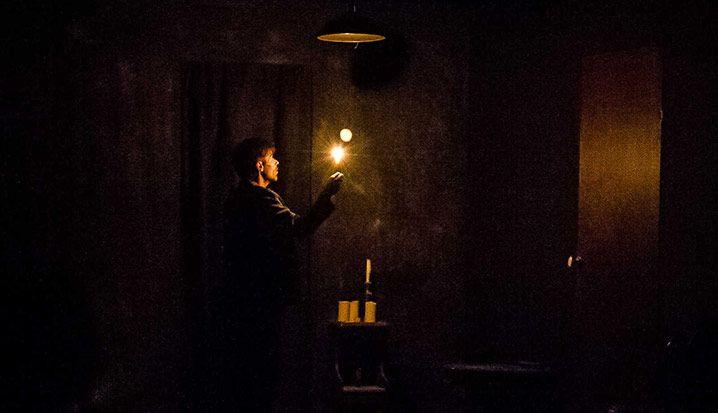 « Nuit » – Collectif Petit Travers (© Ian Grandjean)