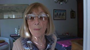 Miou Petitcollin vient de fêter ses 100 ans. Aveugle depuis ses 34 ans, son handicap ne l'a jamais empêchée de vivre sa vie comme elle le veut. (France 3)