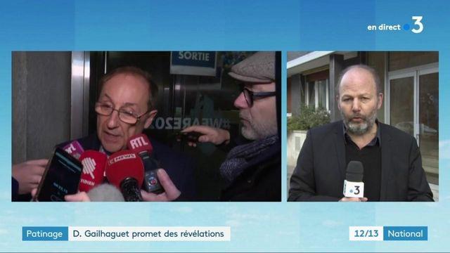 Patinage : Didier Gailhaguet promet des révélations