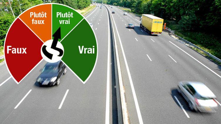 (Carlos Tavares et Pierre Chasseray disent-ils vrai sur les facteurs d'accidents de la route ? © Maxppp)
