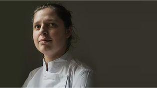 Chloé Charles, chef cuisinière. (BENJAMIN SCHMUCK)