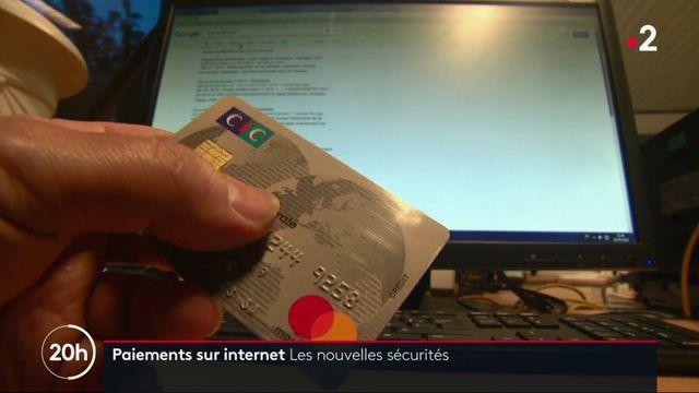 Paiement sur internet : vers un renforcement de la sécurité