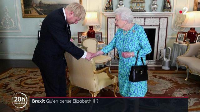 Brexit : qu'en pense la reine Elizabeth ?