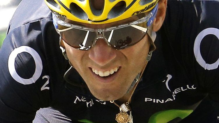 Alejandro Valverde (JOEL SAGET / AFP)