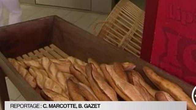 Gaspillage alimentaire : l'inédite initiative d'un boulanger