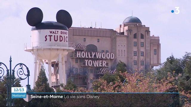 Seine-et-Marne : la fermeture de Disneyland Paris impacte les collectivités proches du parc