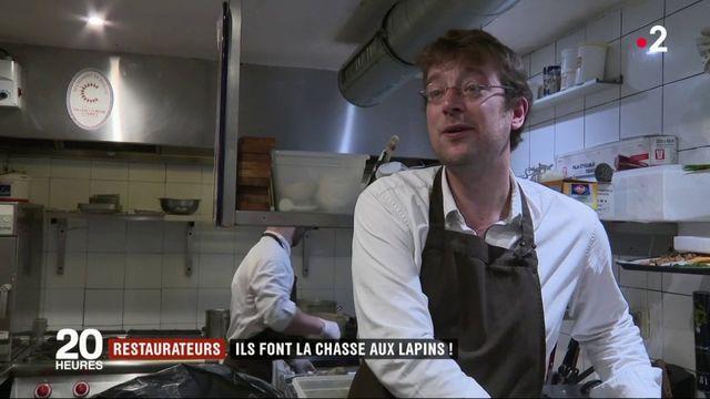 Restaurateurs : ils font la chasse aux lapins posés par les clients