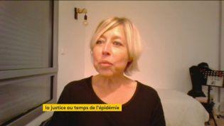 Me Joëlle Forest-Chalvin, vice-bâtonnier au barreau de Lyon  (FRANCEINFO)