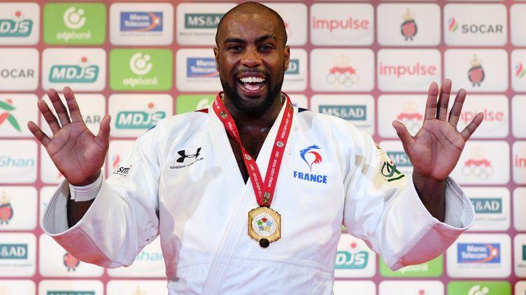 Teddy Riner, le patron du judo mondial