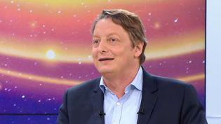 """Michel Eltchaninoff, rédacteur en chef de """"Philosophie Magazine (FRANCE 3)"""