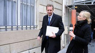 Le député UMP de Haute-Savoie Lionel Tardy, le 27 novembre 2012 à Paris. (WITT / SIPA)