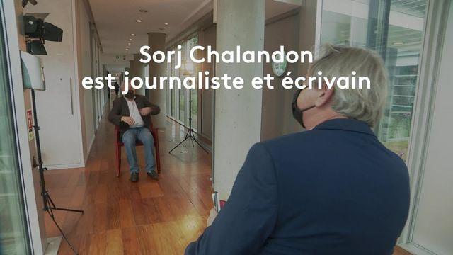 """Roman : dans """"Enfant de salaud"""", Sorj Chalandon raconte son père mythomane"""