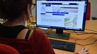 Depuis le 6 novembre, les demandes de carte grise se font uniquement sur le site Internet de l'Agence nationale des titres sécurisés (ANTS). (Photo d'illustration) (MAXPPP)