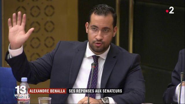 Audition d'Alexandre Benalla : l'ancien chargé de mission a livré ses vérités