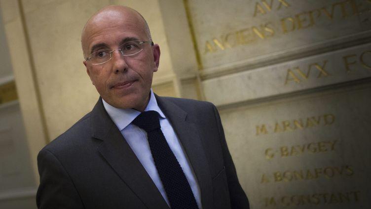 Le député UMP des Alpes-Maritimes Eric Ciotti, le 29 avril 2014, à l'Assemblée nationale (Paris). ( MAXPPP)