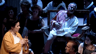 Macbeth, l'opéra de Verdi à l'opéra de Marseille  (Culturebox-France 3)