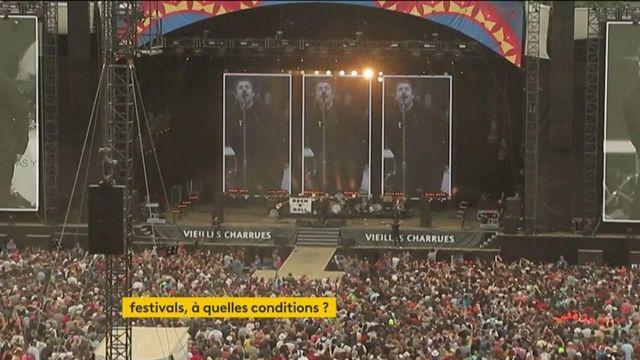 Musique : les festivals pourront se tenir cet été, mais avec des conditions drastiques