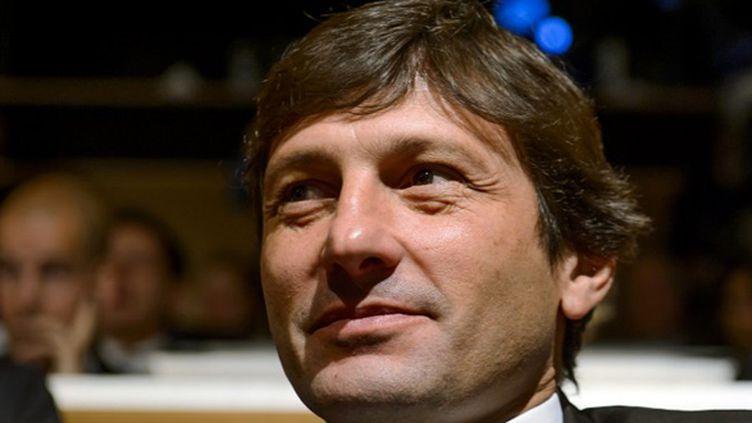Le directeur sportif du PSG, Leonardo
